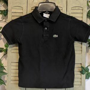 Lascoste polo shirt for boys